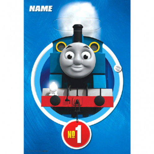 Thomas All Aboard Loot Bag