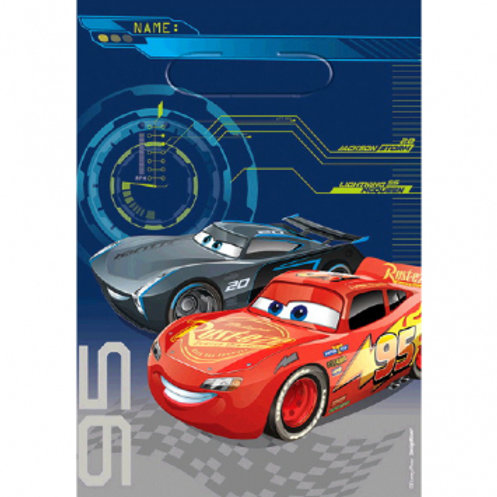 DISNEY CARS 3 Loot Bag