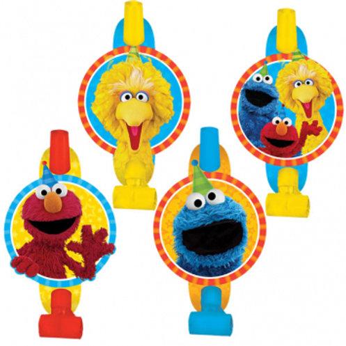 Sesame Street 2 Blowouts