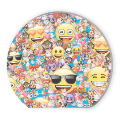 Emoji Shaped Note Pads