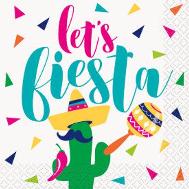 Boho Let's Fiesta Bev Nap
