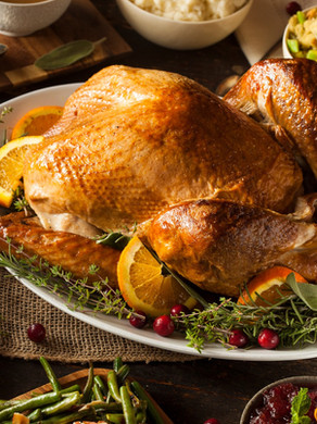 Thanksgiving – not just a day, but a celebration.