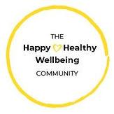 Happy Healthy Wellbeing Logo