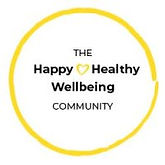 Happy Healthy Wellbeing Logo
