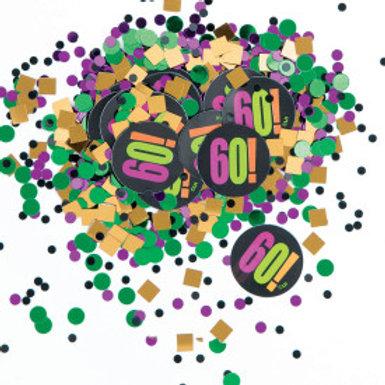 Birthday Cheer Print & Foil Confetti 60