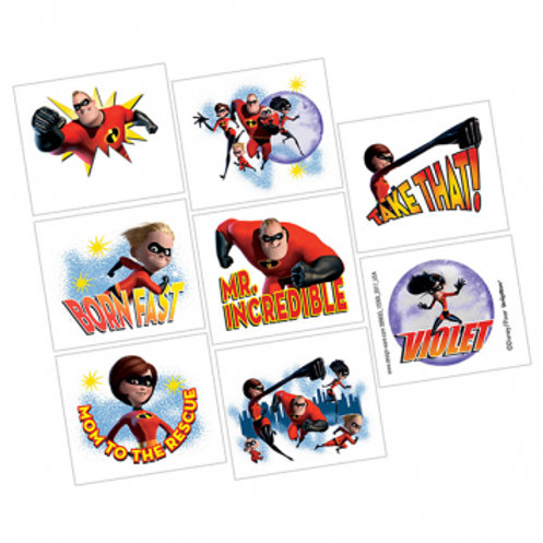 Incredibles Tattoos