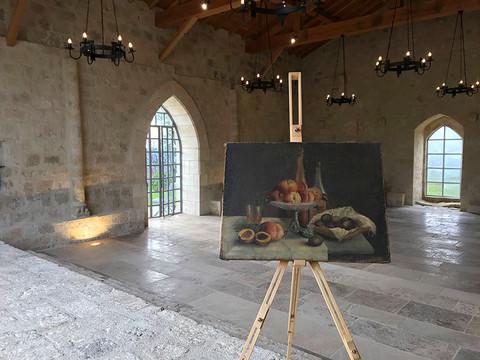 Escrimis chapel