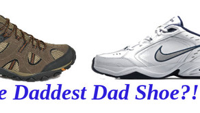 Dads Who Rock the Dad Shoe