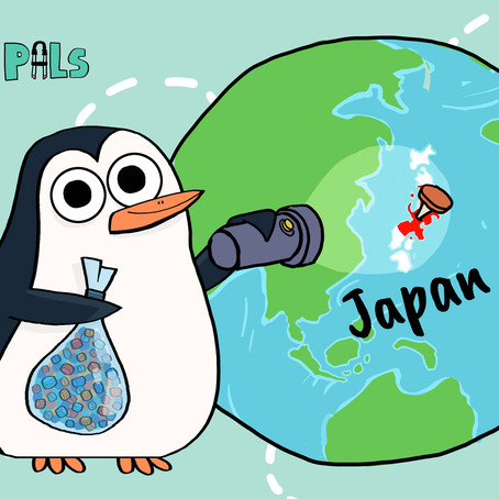Japan's Example to the World: Kamikatsu
