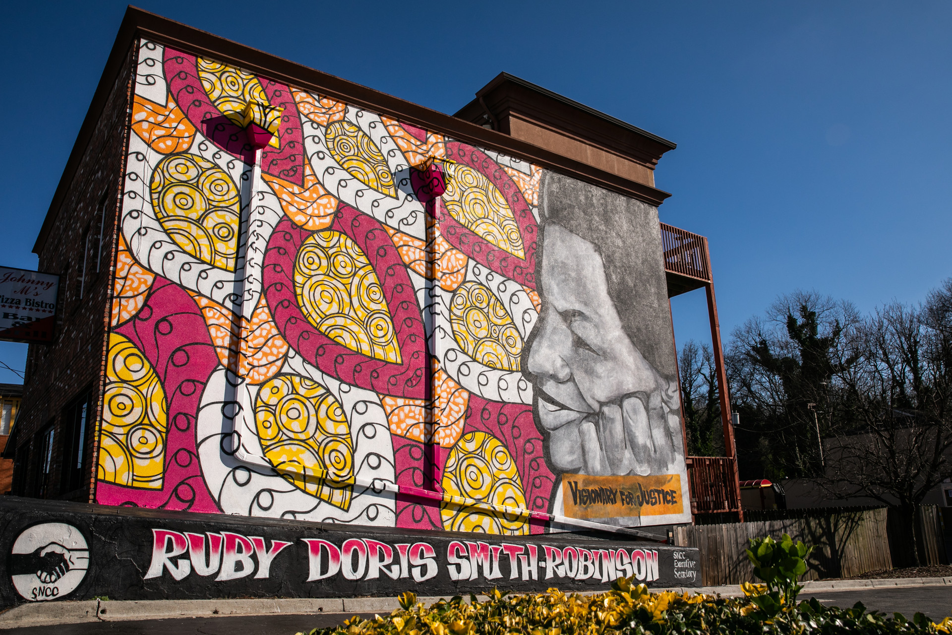 Visionary for Justice - Honoring Ruby Doris Smith-Robinson