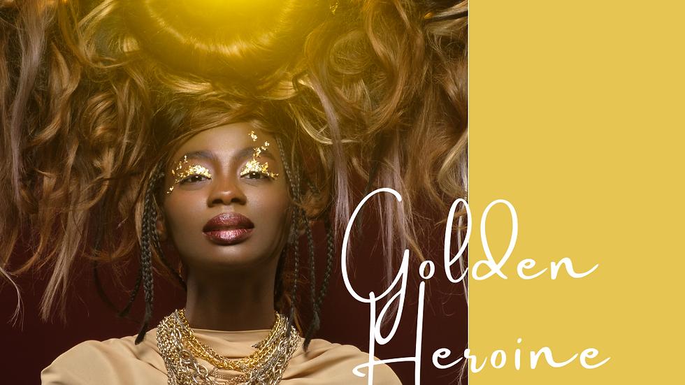 Solar Plexus & The Golden Heroine