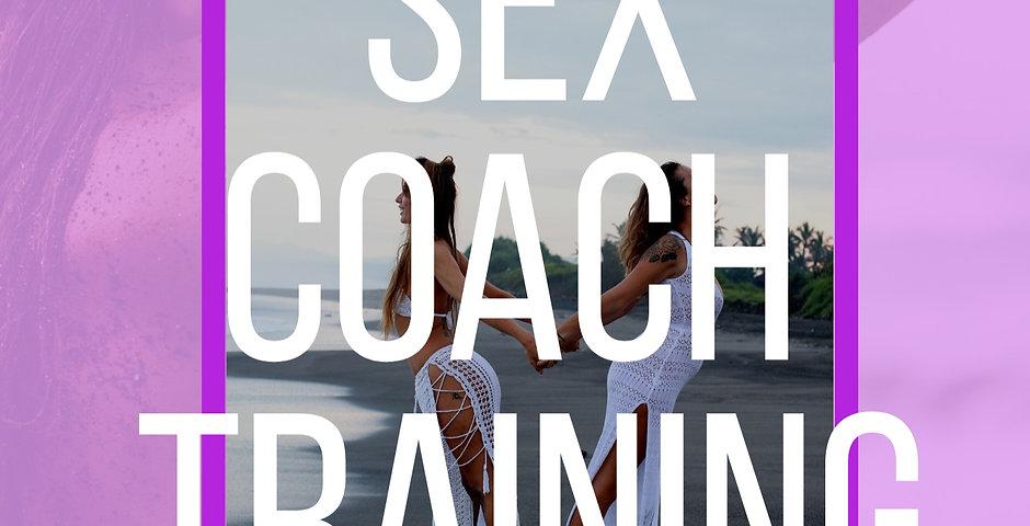 Sex Coach Training