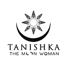 kristin featured in tanishka the moon woman