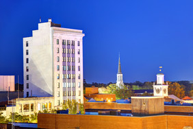 RevCo soaring above Downtown Fayetteville