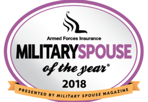 Military Spouse of the YEAR 2018! Your VOTE counts for Ingrid & Hanah!