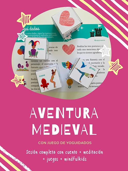 Pack: Aventura Medieval + Yoguidados