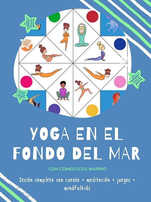 Pack: Yoga en el fondo del mar