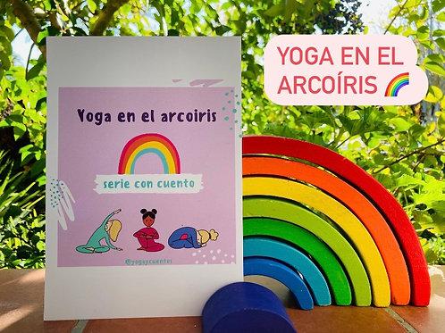 Yoga en el arcoíris