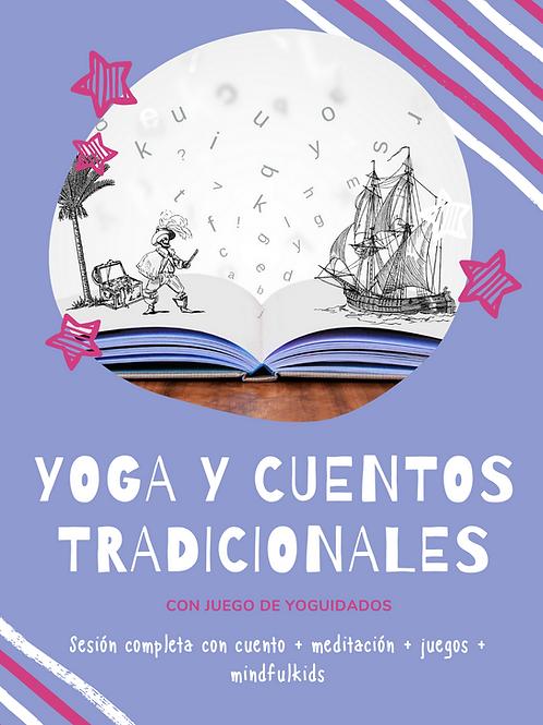 Pack: Yoga y Cuentos Tradicionales