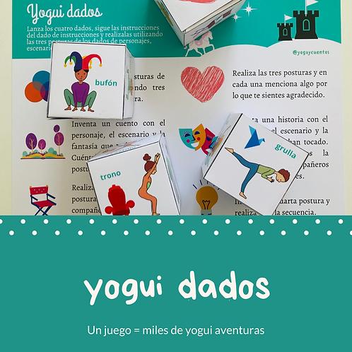 Yogui Dados: Aventura Medieval