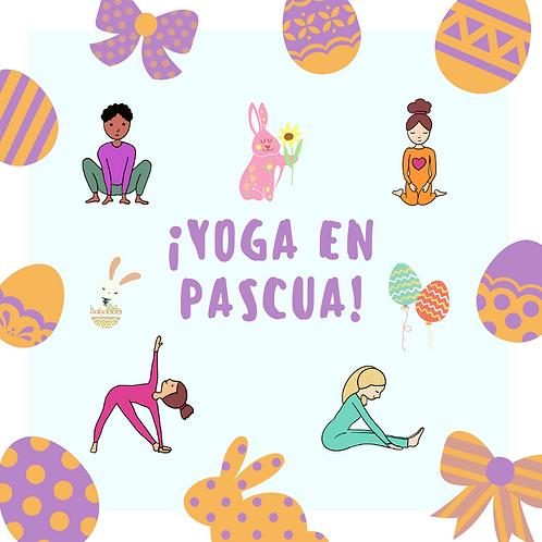 Yoga en Pascua