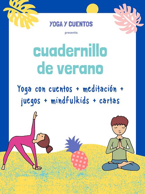 Cuadernillo Yogui de Verano
