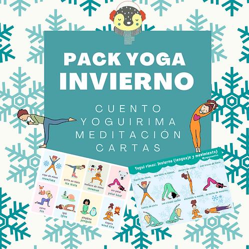 Yoga en Invierno
