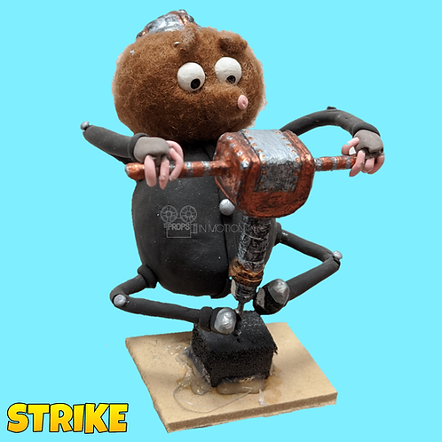 Strike (2018) Miner Drilling (S255)