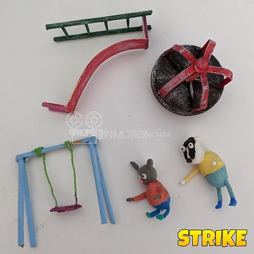 Strike (2018) Diggington Park Area Apparatus (S297)