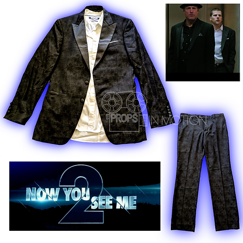 Now You See Me 2 (2016) Atlas (Jesse Eisenberg) Costume (0541)