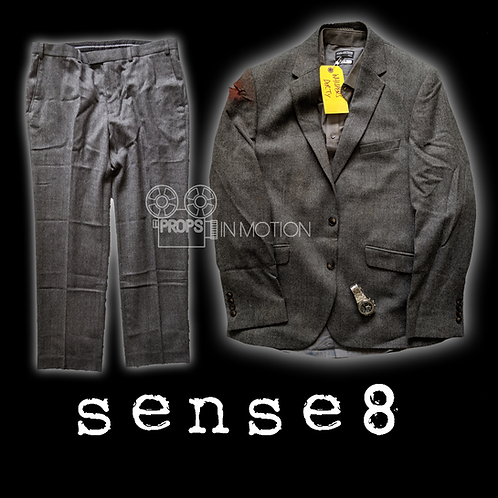 Sense 8 (2015-2018) Whispers (Terrence Mann) Costume + watch (0672)