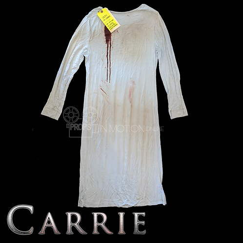 Carrie (2013) Carrie (Chloe Grace Moretz) Hero Bloody Nightgown (0624)