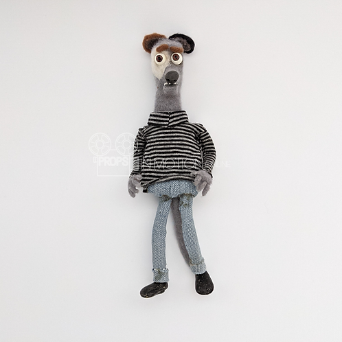 Strike (2018) Taxi Driver Stop Motion Puppet (0874)