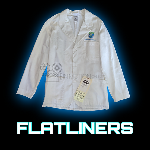 Flatliners (2017) Ray (Diego Luna) Hospital Coat (0555)