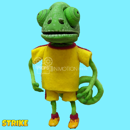 Strike (2018) Chameleon Football Player Puppet (S220)