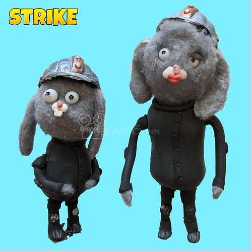 Strike (2018) 2 Rabbit Miners (S162)