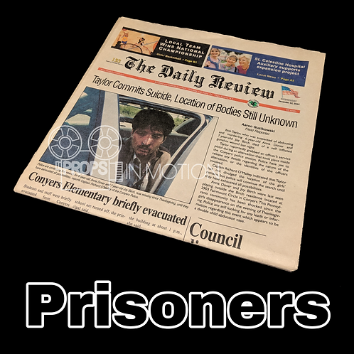 Prisoners (2013) The Daily Review Newspaper