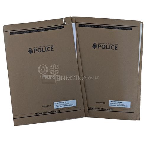 Scott and Bailey (TV) Rachel (Suranne Jones) + Janet (Lesley Sharp) Police Files