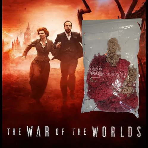 War Of The Worlds (2019) (TV) Red Growth