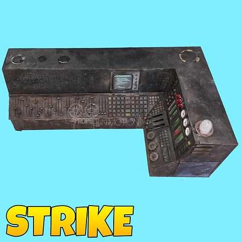 Strike (2018) Control's Mine Workshop Controls unit (S89)