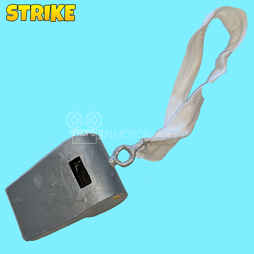 Strike (2018) Oversized Ref Whistle (S212)