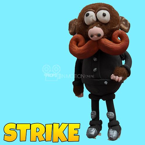 Strike (2018) Miner Moustache (S226)