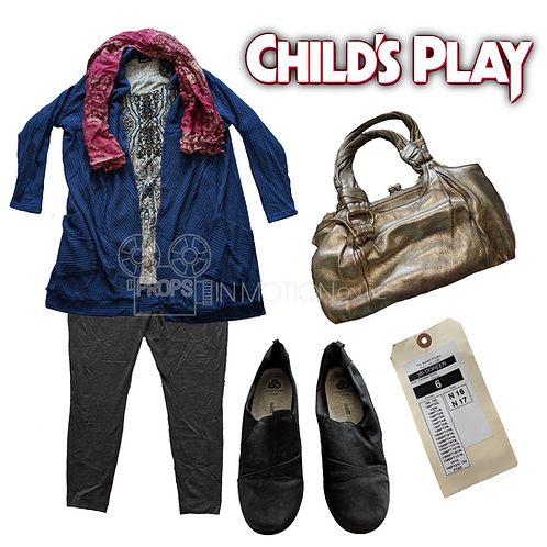 Child's Play (2019) Doreen's (Carlease Burke) Costume (0717)