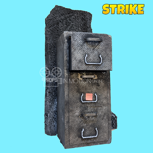 Strike (2018) Controls Secret Escape Door (S173)