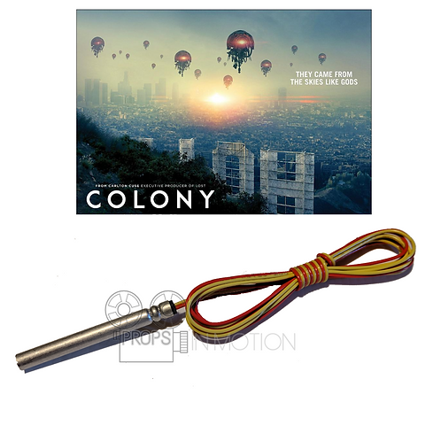 Colony (2016-2018) Prop blast Cap (Plastic)