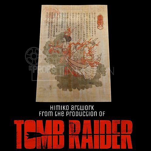 Tomb Raider (2018) Richard Croft (Dominic West) Himiko Picture
