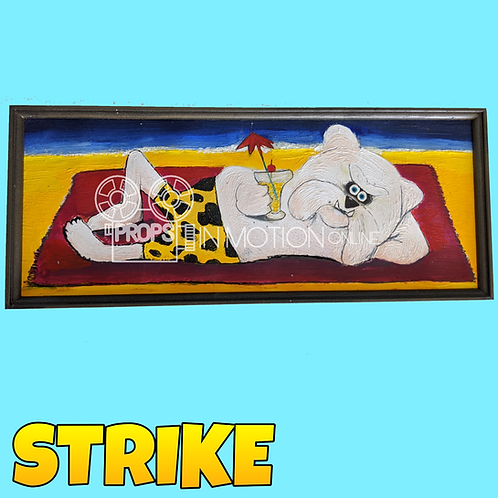Strike (2018) Boss Compound Painting (S105)