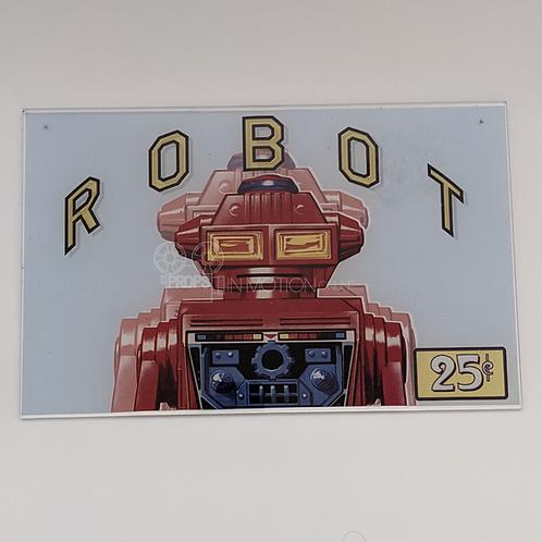 Bad Times at the El Royale (2018) Robot Slot Machine panel (0894)