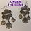 Thumbnail: Under The Dome (2013-2015) Norrie (Mackenzie Lintz) Earrings (0606)