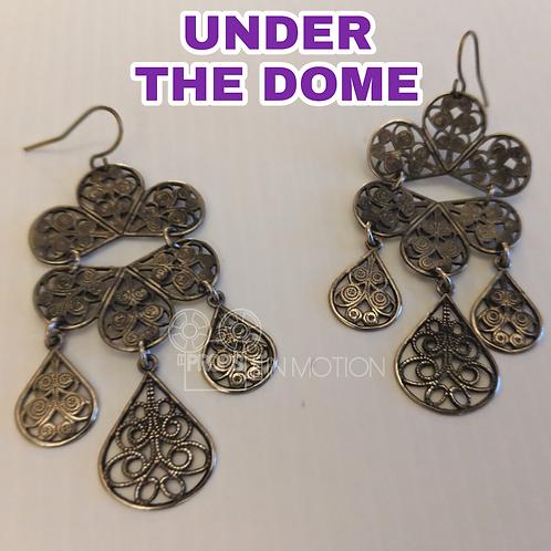 Under The Dome (2013-2015) Norrie (Mackenzie Lintz) Earrings (0606)